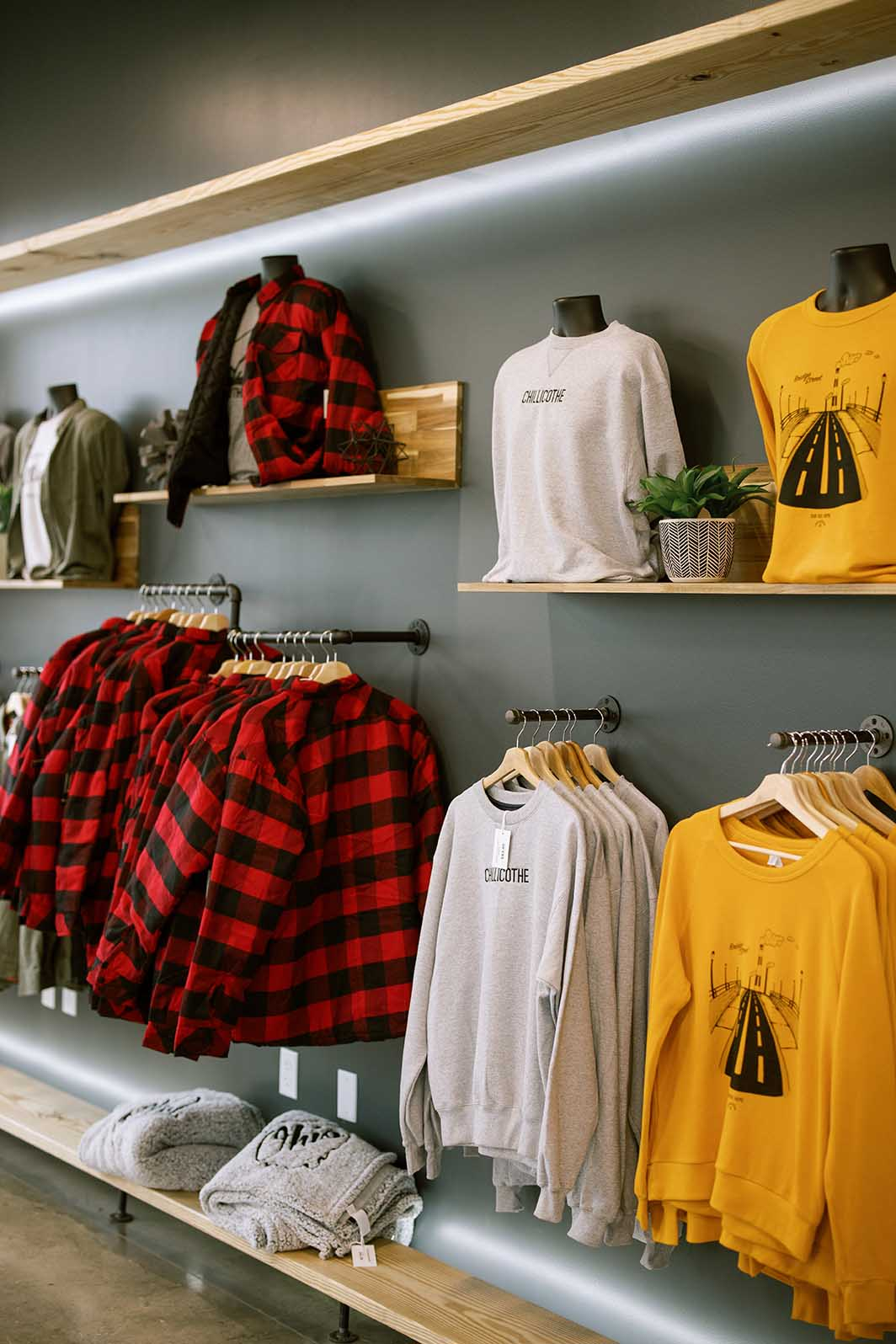 What You'll Experience: Hometown Threads
